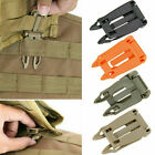Backpack Molle Strap Bag Webbing Clamp Connecting Buckle-clip U5e9 X6o7