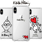 Genuine Keith Haring Jelly Hard Case Galaxy S20/S20 Plus/S20 Ultra made in Korea
