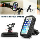 Waterproof Case For All iPhone Mobiles Handlebar Mount Holder Bike Bicycle Cover