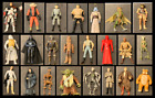 "Lots of Star Wars Action Figures 3.75"" Darth Vader, Yoda, Amidala Leia 1997-2008 $4.99 USD on eBay"