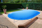 Oval Inflatable Pool Cover Pool Cover From Truck Tarp 24oz/M ² (48oz/M²)