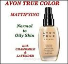 AVON True Colour Calming Effects Mattifying Foundation 30ml**SALE***FREE POSTAGE