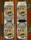 Alonzo Cushing American Civil War/War Between the States crew socks
