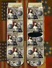 Nathan Bedford Forrest American Civil War/War Between the States crew socks
