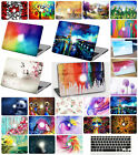 "2020 NEW Macbook Air Pro 13"" A2338 A2337 A2179 Hard Shell Case Keyboard Cover YH"