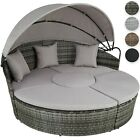 Rattan Sun Island Multi Lounge Furniture Garden Sofa Set Seating Patio Outdoor
