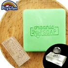 Natural Soap Stamp Clear DIY Natural Organic Soap Making Stamps Acrylic Handmade