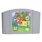 Купить Mario Kart Super Mario 64 Party 1 2 3 Video Game Cartridge Nintendo N64 Console