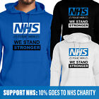 TOGATHER WE STAND STRONGER Hoody Support NHS & Key workers 10% Sales Goes NHS