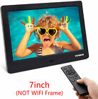 10.1 inch Digital Photo Frame WiFi Cloud Share Picture Video Instantly HD Frame