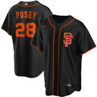New Buster Posey San Francisco Giants 2020 Nike Alternate Jersey