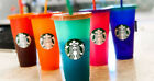 Kyпить ???????? NEW 2020 Starbucks PRIDE Color Changing Reusable Cup ???????? на еВаy.соm