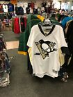 NHL REEBOK Pittsburgh Penguins Hockey Jersey Men's WHITE $59.99 USD on eBay