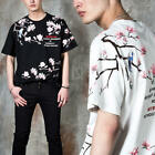 NewStylish Mens Cherry blossom t-shirts
