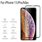 10D / 111DFull Cover Tempered Glass Screen Protector For iPhone 7 8+ X XR XS SE