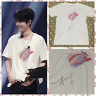 signed Xiao Zhan Chen Qing Ling autographed T-shirt  肖战  brand new 052020