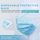 Kyпить 50/100/200/1000 PC Face Mask 3-Ply Disposable No Medical Face Mouth Shield Cover на еВаy.соm