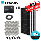 Renogy 400W Watt Solar Panel Starter Kit MPPT Charge Controller System Off Grid
