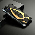 Iphone Case Metal Armor Roadster Phone Case 360°All Round Coverage Protection