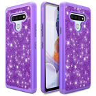 For LG Stylo 6 Phone Case Shockproof Bling Hybrid Hard Cover / Screen Protector