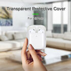 Crystal Shell Protective Cover Earphones Sleeve Clear Case For Apple Airpods