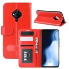 Case Cover Crazy Horse Leather PU Leather Flip Wallet Case Cover VIVO S5
