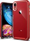 For Apple iPhone XR | Caseology [Skyfall] Stylish Clear Bumper Case