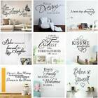 2020 Wall Sticker Art Quote Vinyl Wall Stickers Home Party Decal Diy Decoration