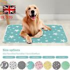 Waterproof Washable Pet Bed Pads Dog Puppy Pee Pads Reusable Cotton Mats Cushion