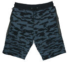 INC International Concepts Camouflage Print Drawstring Waist Sport Shorts NWT