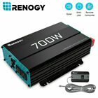Renogy 700W/1000W/2000W/3000W Pure Sine Wave Solar Inverter 12V Battery Power