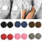1pair Invisible Magnetic Round Snap Fasteners Button Purse Handbag Sewing P3j5