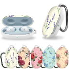 Watercolor Flower Case Cover for Samsung Galaxy Buds / Buds+ Plus