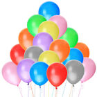 100Pcs Latex Balloons Party Decorations for Birthday Prom Proposal Halloween