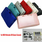 Replacement Housing Shell Case Kits for Nintendo DS NDS Game Console 7 Colors Ne