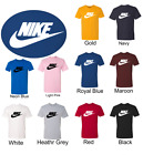 Nike Men's Short Sleeve Logo Printed T-Shirt