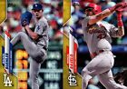 2020 TOPPS SERIES 2 #351-700 GOLD FOIL W/ ROOKIE RC SINGLES  - YOU PICK FOR SETBaseball Cards - 213