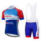 Ropa de ciclismo: Total Direct E. 2020 maglie maillot cycling jersey bib...