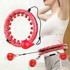 Smart Sport Fitness Hoop Detachable Abdominal Exercise Gym Thin Waist Ring image