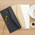 20pcs Pure Color Formal Business Envelopes for Greeting Card Paper Money Bag New