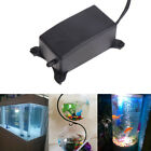 2 Style Low Noise Aquarium Air Pump Fish Tank Mini Air Compressor Oxygen P JE