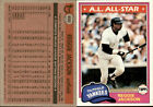 1981 Topps Baseball Cards Complete Your Set U-Pick #'s 201-400 EX-M Free Ship!!!