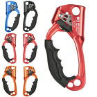Hand Ascender Rope Clamp Rock Outdoor Tree Climbing Caving Fire Rescue Hardware