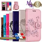 Case Cover Heart PU Leather Wallet Case Cover Wallet For Huawei P Smart