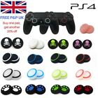 2x Pro Thumb Grips Analog Stick Cap Covers Sony PS3 PS4 PlayStation 4 Controller