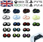 'Xbox One Controller Thumb Grips Rubber Analog Stick Pro Cap Covers Microsoft