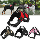 No Pull Dog Pet Harness Adjustable Control Vest Dogs Reflective S M Large XL