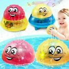 Kyпить Children Electric Induction Sprinkler Water Spray Toy Light Baby Play Bath Toys на еВаy.соm