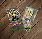 Saint Columba of Iona laminated Holy Prayer cards. Irish Saints. St. Columba