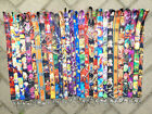 lot Cartoon Japanese anime Neck Straps Key Chains Lanyard ID Holder